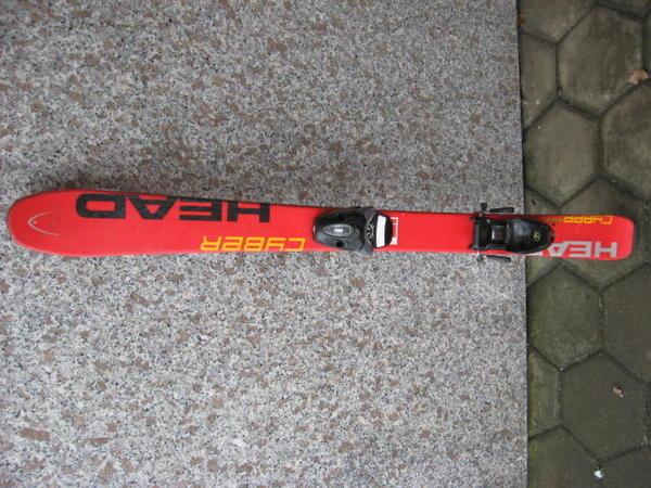Carving ski cm marke head mit tyrolia bindung in
