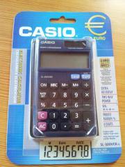 CASIO Solar-Taschenrechner