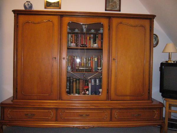 bestens erhaltene chippendale m bel ohne gebrauchsspuren und sehr gepflegt bestehend aus a. Black Bedroom Furniture Sets. Home Design Ideas