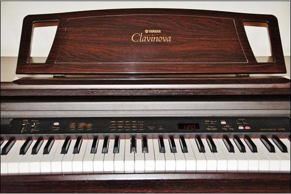 Yamaha clavinova clp-860 88 key digital piano vs