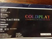 Coldplay 16.06.