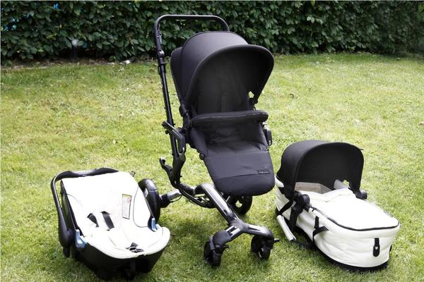 concord neo carbon kinderwagen buggy babyschale in erfurt kaufen und verkaufen ber. Black Bedroom Furniture Sets. Home Design Ideas