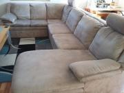 Couch in U-