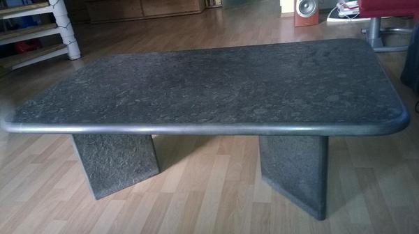 couchtisch schiefer neu und gebraucht kaufen bei. Black Bedroom Furniture Sets. Home Design Ideas