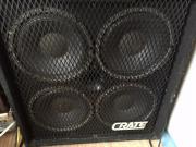 CRATE 4x10 Bassbox