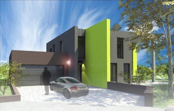 Cube Haus Zu verkaufen in Berlin Villen kaufen und