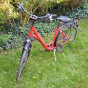 Damen-Fahrrad (Alu)