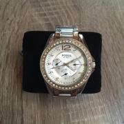 Damen Uhr Silber