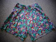 Damenbekleidung Short Hosenrock