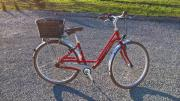 Damenfahrrad City Bike
