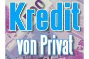 Darlehen von privat