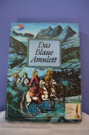 Das blaue Amulett -