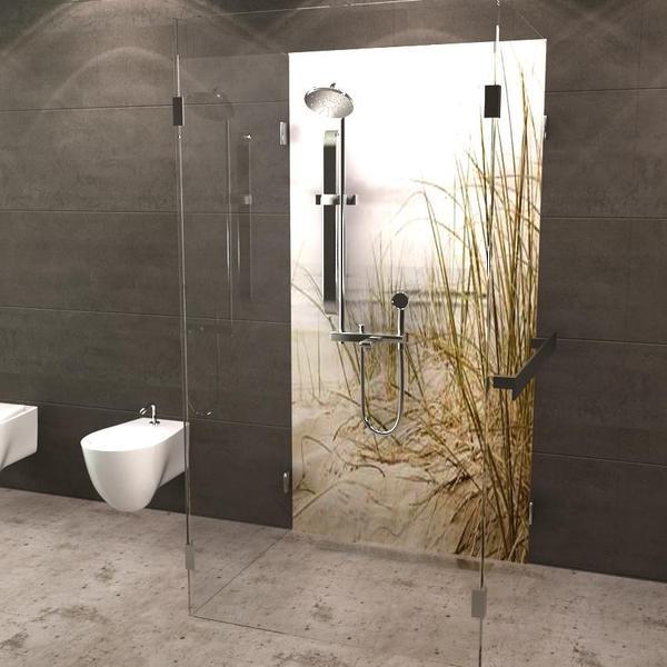 deine neue duschr ckwand in berlin bad einrichtung und ger te kaufen und verkaufen ber. Black Bedroom Furniture Sets. Home Design Ideas