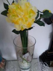 Dekorative Vase mit