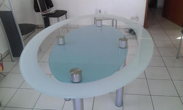 Esszimmertisch glas neu und gebraucht kaufen bei for Esszimmertisch gebraucht