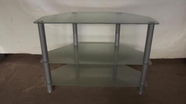 design tv regal schrank hochwertig stabil milch glas. Black Bedroom Furniture Sets. Home Design Ideas