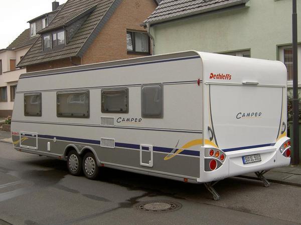 dethleffs 650 sk camper in top zustand in troisdorf wohnwagen kaufen und verkaufen ber. Black Bedroom Furniture Sets. Home Design Ideas