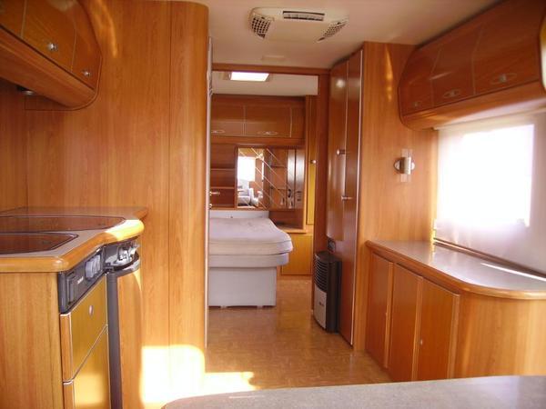 kleinanzeigen dethleffs exclusiv 670 ez 2006 mit klima wc bild 5 von bild 8. Black Bedroom Furniture Sets. Home Design Ideas