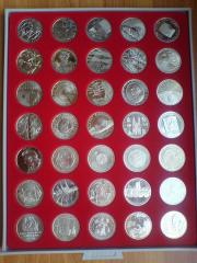 deutsche Gedenkmünzen 10,-