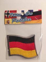 Deutschland Patch Aufnäher