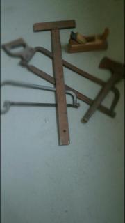 Div. Werkzeug antik