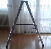 Doppelstufenleiter Aluminium 2x6