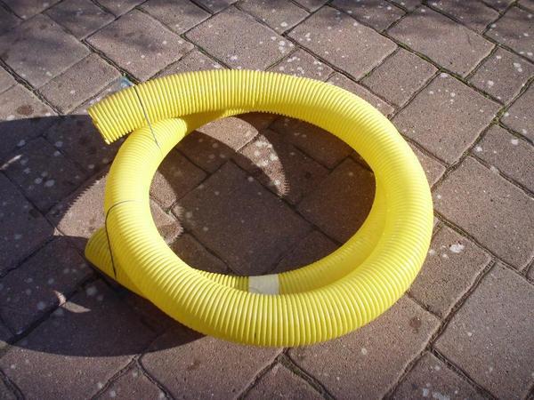 drainagerohr gelb durchmesser 80 mm in walzbachtal sonstiges material f r den hausbau kaufen. Black Bedroom Furniture Sets. Home Design Ideas