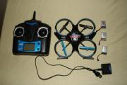 Drone, Quadrocopter LRP