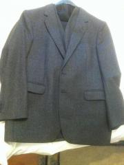 dunkelgrauer Herren Anzug