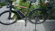 E-Bike kaum