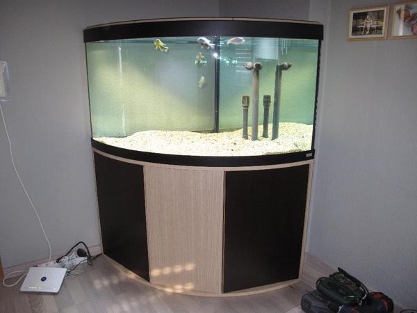 eckaquarium beleuchtung kleinanzeigen aquarium fische zubeh r deine. Black Bedroom Furniture Sets. Home Design Ideas