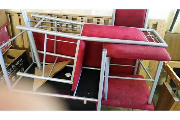 eckbank rot in mauern speisezimmer essecken kaufen und. Black Bedroom Furniture Sets. Home Design Ideas