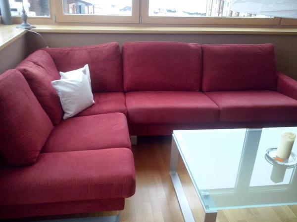 eckcouch zu verschenken in hittisau polster sessel. Black Bedroom Furniture Sets. Home Design Ideas