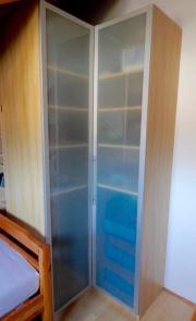 pax eckkleiderschrank haushalt m bel gebraucht und neu kaufen. Black Bedroom Furniture Sets. Home Design Ideas