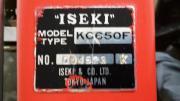 Einachsschlepper Iseki KC650FW