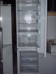 Einbau Kühl-Gefrierkombination