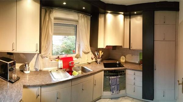 einbauk che u form in gottenheim k chenzeilen. Black Bedroom Furniture Sets. Home Design Ideas