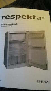 Einbaukühlschrank respekta KS