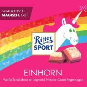 Einhorn - Schokolade Ritter