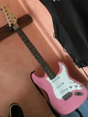 Einsteiger Stratocaster in