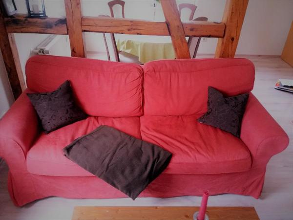 ektorp schlafsofa gebraucht kaufen nur 3 st bis 70. Black Bedroom Furniture Sets. Home Design Ideas