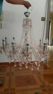 deckenleuchte deckenlampe kronleuchter luster gebraucht. Black Bedroom Furniture Sets. Home Design Ideas