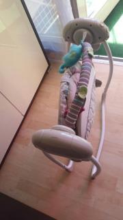 elektrische Babywippe von