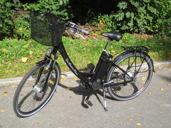 elektro fahrrad pedelec 36v 10ah neu schweizer. Black Bedroom Furniture Sets. Home Design Ideas