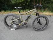 Elektro Fat Bike