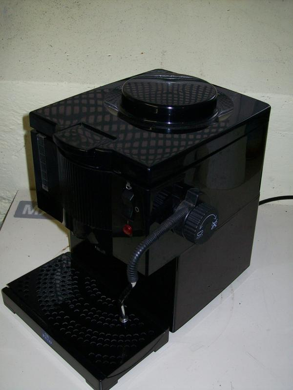 Bild 4 espressomaschine kaffeemaschine picco rastatt for Picco espressomaschine