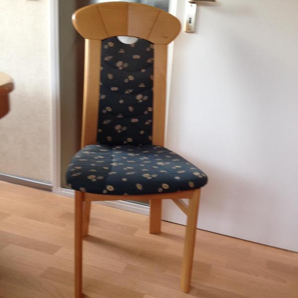 Esstisch Erle Massiv ~ Esstisch 6 Stühle Erle Massiv