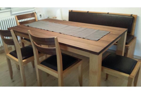 esszimmer tisch neu und gebraucht kaufen bei. Black Bedroom Furniture Sets. Home Design Ideas