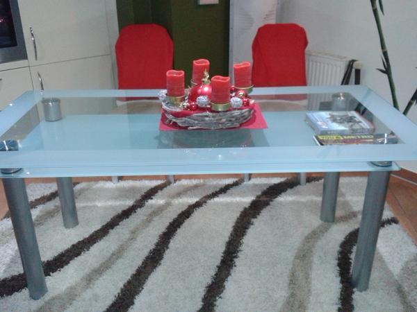 Glas esszimmertisch neu und gebraucht kaufen bei for Esszimmertisch gebraucht
