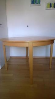 ikea tisch buche in eningen haushalt m bel gebraucht und neu kaufen. Black Bedroom Furniture Sets. Home Design Ideas